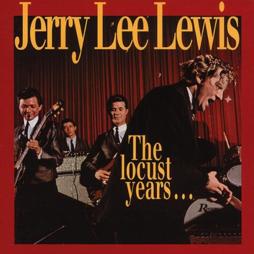 Pochette album Jerry Lee Lewis: Locust Years