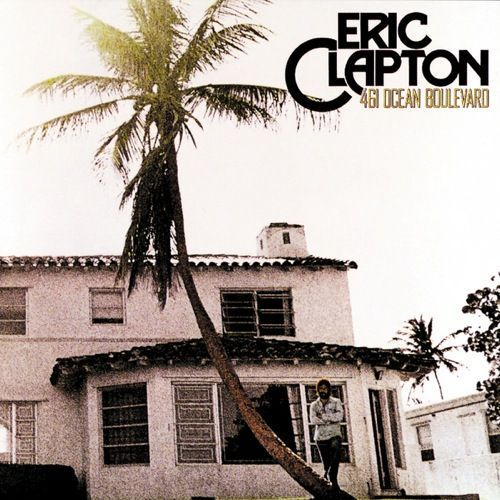 Pochette album d'Eric Clapton: 461, Ocean Boulevard